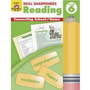 Evan-Moor® Skill Sharpeners Reading Book, Grades 6th