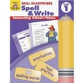 Evan-Moor® Skill Sharpeners Spell and Write Book, Grades 1st