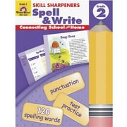 Evan-Moor® Skill Sharpeners Spell and Write Book, Grades 2nd