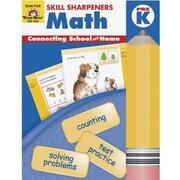 Evan-Moor® Skill Sharpeners Math Book, Grades Pre Kindergarten