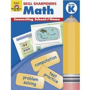 Evan-Moor® Skill Sharpeners Math Book, Grades Kindergarten
