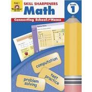 Evan-Moor® Skill Sharpeners Math Book, Grades 1st