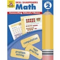 Evan-Moor® Skill Sharpeners Math Book, Grades 2nd