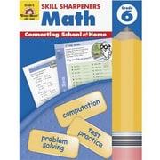 Evan-Moor® Skill Sharpeners Math Book, Grades 6th