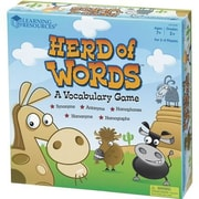Learning Resources® Herd of Words™ Vocabulary Game, Grades 2nd - 7th