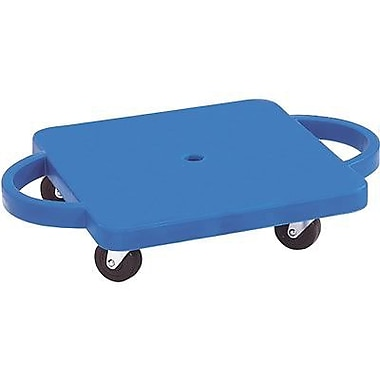 Martin Sports® Plastic Scooter, Blue