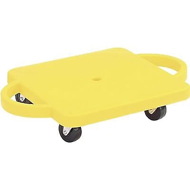 Martin Sports® Plastic Scooter, Yellow