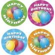 Teacher Created Resources® Birthday Wear 'Em Badges