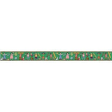 Teacher Created Resources® pre-school - 8th Grades Straight Bulletin Board Border Trim, Kid's