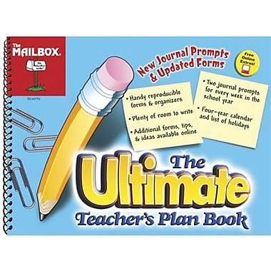 The Education Center The Ultimate Teacher's Plan Book, Grades 3rd - 6th