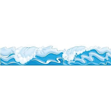 Teacher's Friend® pre-kindergarten - 3rd Grades Accents Punch-Out Border, Ocean Waves