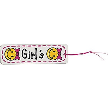 Heart & Sew® Hall Pass, Girls Smiley Face