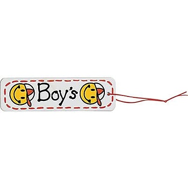 Heart & Sew® Hall Pass, Boys Smiley Face