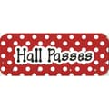 Heart & Sew® Hall Pass, Polka Dots, Red