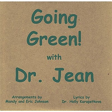 Melody House Dr. Jean Feldman Going Green CD