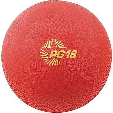 Champion Sports® Playground Ball, Red, 16in.(Dia)