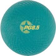 "Champion Sports® Playground Ball, 8 1/2""(Dia), Green"