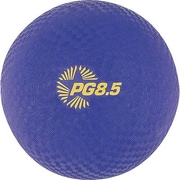 "Champion Sports® Playground Ball, 8 1/2""(Dia), Purple"