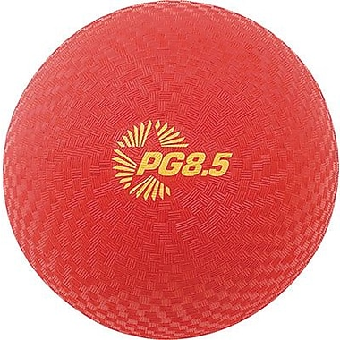 Champion Sports® Playground Ball, 8 1/2in.(Dia), Red
