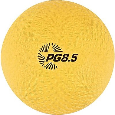 Champion Sports® Playground Ball, 8 1/2in.(Dia), Yellow