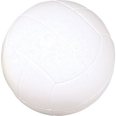 Champion Sports® Foam Coated Volleyball, White