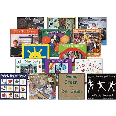 Melody House Dr. Jean Feldman Complete 15 CD Collection
