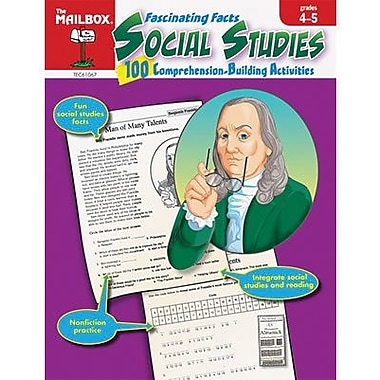 The Mailbox Books® Fascinating Facts Social Studies Book, Grades 4th - 5th