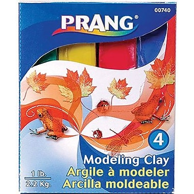 Prang® Assorted Modeling Clays