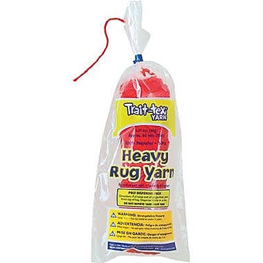 Pacon® Polyester Heavy Rug Yarn, Red
