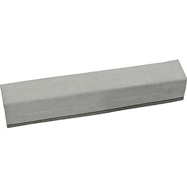 Chenille Craft® 12in. Latex and Suede Chalkboard Eraser, Grey