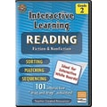 Teacher Created Resources® Interactive Reading Fiction Nonfiction Whiteboard Resource CD, Grades 2nd