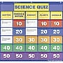 Teacher's Friend Science Class Quiz Pocket Chart Add-Ons,