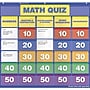 Teacher's Friend Math Class Quiz Pocket Chart Add-Ons,