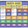 Teacher's Friend® Math Class Quiz Pocket Chart Add-Ons, Grades 5th - 6th