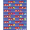 Scholastic Alphabet upper and lowercase letters Pocket Chart Addons