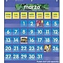 Teacher's Friend Spanish Monthly Calendar Pocket Chart Add-Ons,