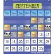 Teacher's Friend® Weather In Photos Pocket Chart