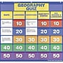 Teacher's Friend® Geography Class Quiz Pocket Chart Add-Ons,