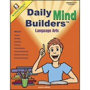 Critical Thinking Press™ Daily Mind Builders Language Arts Book, Grades 5th - 12th