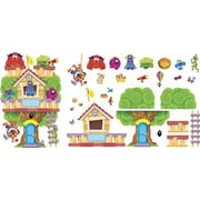 Trend Enterprises® Furry Friends™ Bulletin Board Set, Clubhouse