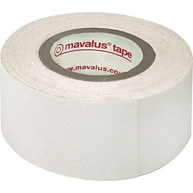 Mavalus MAV1001 1in. x 360in. Tape, White