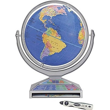 Replogle Globe® Intelliglobe Electronic Globe, 12in.(Dia)