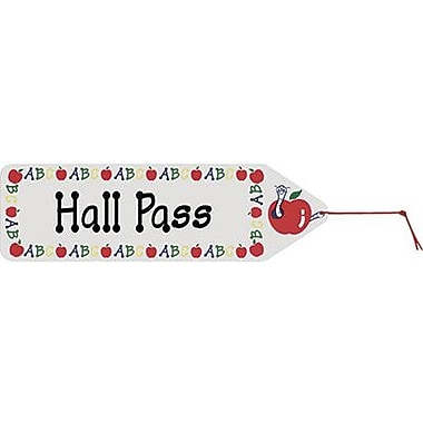 Heart & Sew® Hall Pass, ABC Border