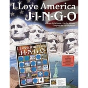 Gary Grimm & Associates® I Love America Jingo Game, Grades 3rd - 12th
