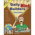 Critical Thinking Press™ Social Studies Daily Mind Builders Book, Grades 5th - 12th+