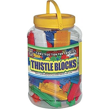 Learning Advantage™ Thistle Blocks, 49 Pieces/Set