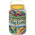 Learning Advantage™ Ring-O-Links Manipulatives Set, 100 Pieces/Set