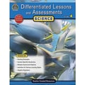 Teacher Created Resources® Differentiated Lessons and Assessments Science Resource Book, Grades 4th