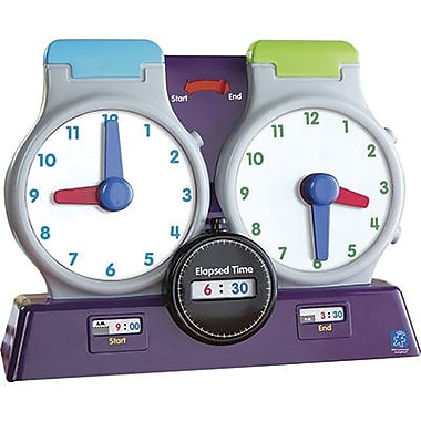Educational Insights® Watch It! Elapsed Time Clock