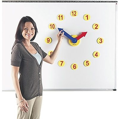 Learning Resources® Magnetic Time Activity Set